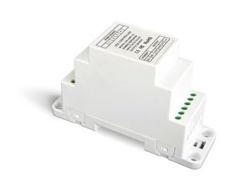 LED-REPEATER VOOR DIN-RAILMONTAGE - 3 x 5 A
